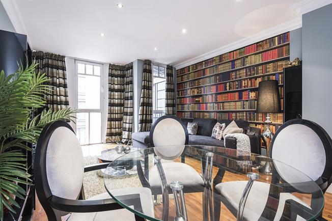 £2,253  per Calendar Month (Calculated), 1 Bedroom Apartment To Rent in London, SW1P