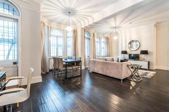 £3,683  per Calendar Month (Calculated), 2 Bedroom Apartment To Rent in London, SW1P