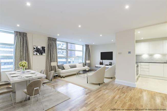 £4,550  per Calendar Month (Calculated), 3 Bedroom Apartment To Rent in London, SW1W