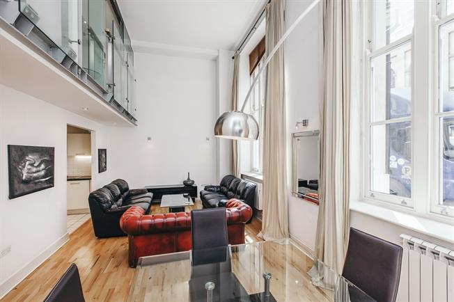 £3,748  per Calendar Month (Calculated), 3 Bedroom Apartment To Rent in London, SW1H