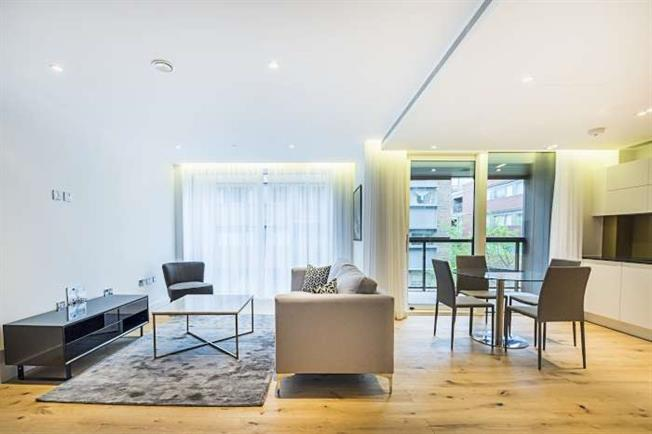 £2,730  per Calendar Month (Calculated), 1 Bedroom Apartment To Rent in London, SW1P