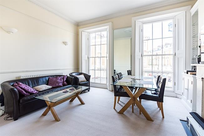 £1,841  per Calendar Month (Calculated), 1 Bedroom Flat To Rent in London, SW1V