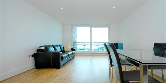 £1,993  per Calendar Month (Calculated), 1 Bedroom Apartment To Rent in London, SW8
