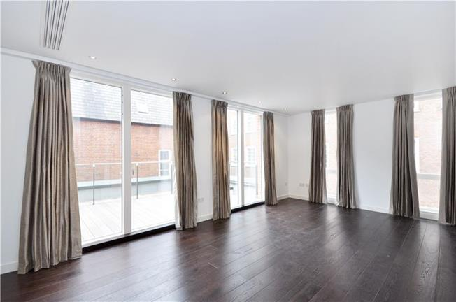 £4,550  per Calendar Month (Calculated), 2 Bedroom Apartment To Rent in London, SW1P