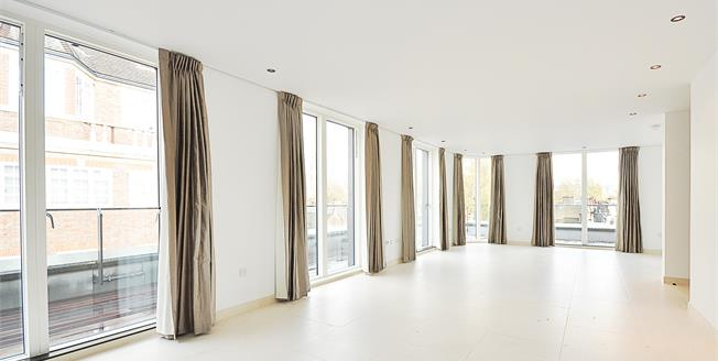 £8,666  per Calendar Month (Calculated), 3 Bedroom Apartment To Rent in London, SW1P