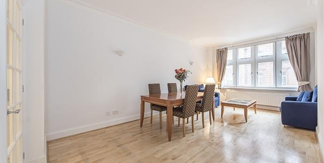 £2,145  per Calendar Month (Calculated), 1 Bedroom Apartment To Rent in London, SW1A