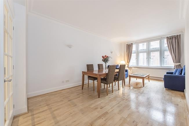 £2,275  per Calendar Month (Calculated), 1 Bedroom Apartment To Rent in London, SW1A