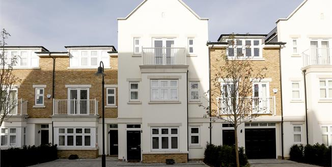 £3,300 per Calendar Month, 4 Bedroom Terraced House To Rent in London, SW15