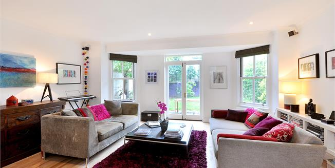 £4,000 per Calendar Month, 3 Bedroom House To Rent in London, SW15
