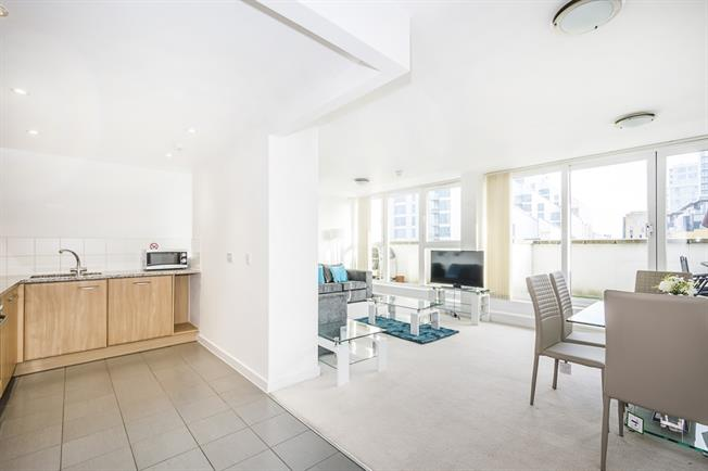 £4,000 per Calendar Month, 2 Bedroom Apartment To Rent in London, SW18