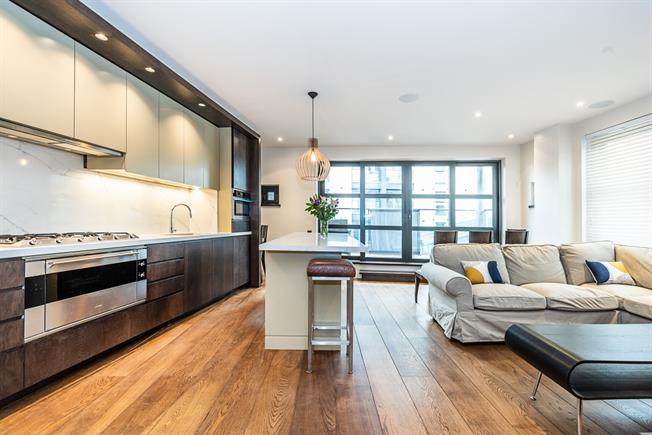 £2,600 per Calendar Month, 2 Bedroom Flat To Rent in London, SW18