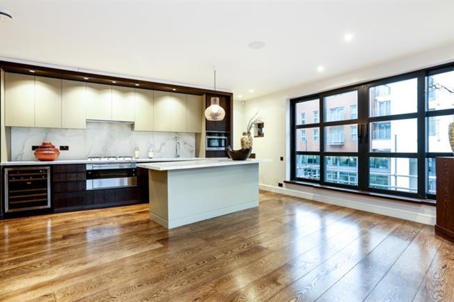 £3,700 per Calendar Month, 2 Bedroom Flat To Rent in London, SW18