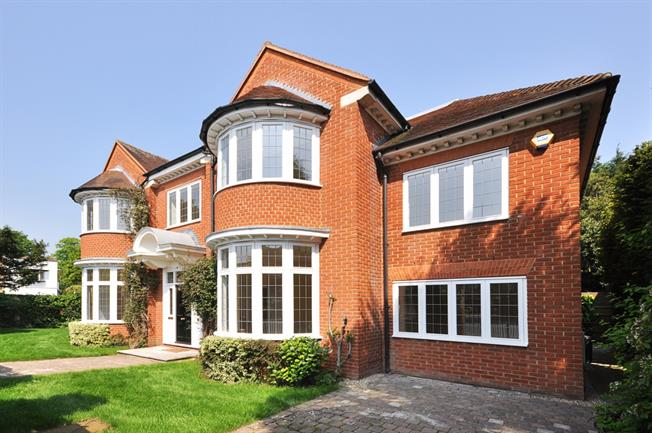 £7,499 per Calendar Month, 5 Bedroom Detached House To Rent in London, SW15
