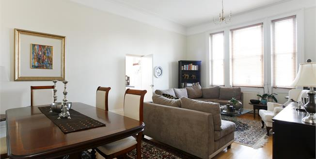 £1,600 per Calendar Month, 2 Bedroom Flat To Rent in Twickenham, TW1