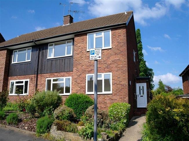 £1,200 per Calendar Month, 2 Bedroom Maisonette To Rent in Rickmansworth, WD3