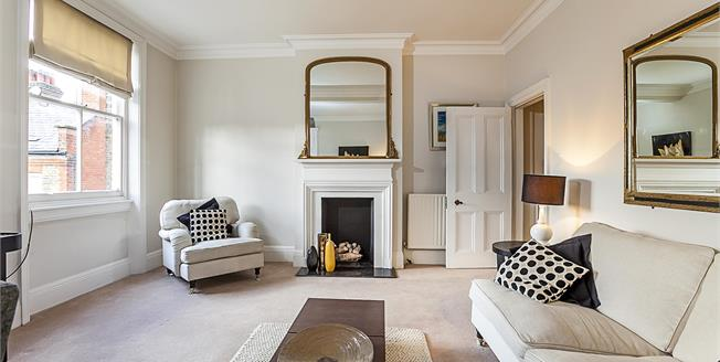 £3,250  per Calendar Month (Calculated), 2 Bedroom Apartment To Rent in London, SW3