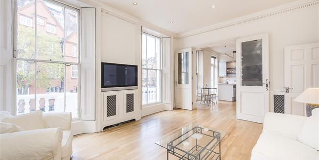 £5,091  per Calendar Month (Calculated), 2 Bedroom Flat To Rent in London, SW3
