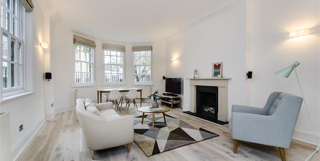 £2,795  per Calendar Month (Calculated), 1 Bedroom Flat To Rent in London, SW3