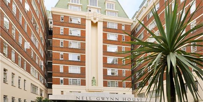 £5,200  per Calendar Month (Calculated), 1 Bedroom Flat To Rent in London, SW3