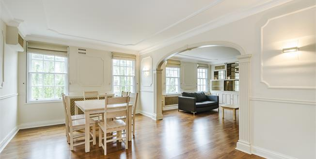 £7,150  per Calendar Month (Calculated), 3 Bedroom Apartment To Rent in London, SW1W