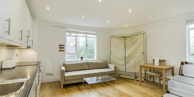 £1,906  per Calendar Month (Calculated), 1 Bedroom Flat To Rent in London, SW3