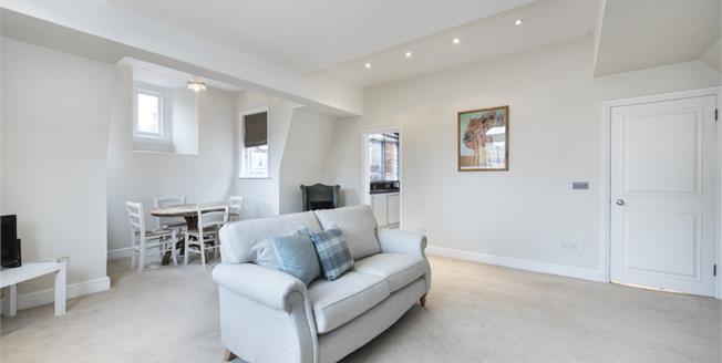 £3,466  per Calendar Month (Calculated), 1 Bedroom Apartment To Rent in London, SW3