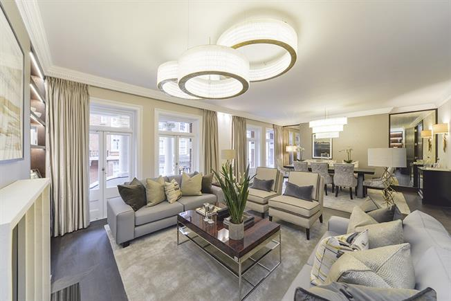 £8,666  per Calendar Month (Calculated), 2 Bedroom Apartment To Rent in London, SW3