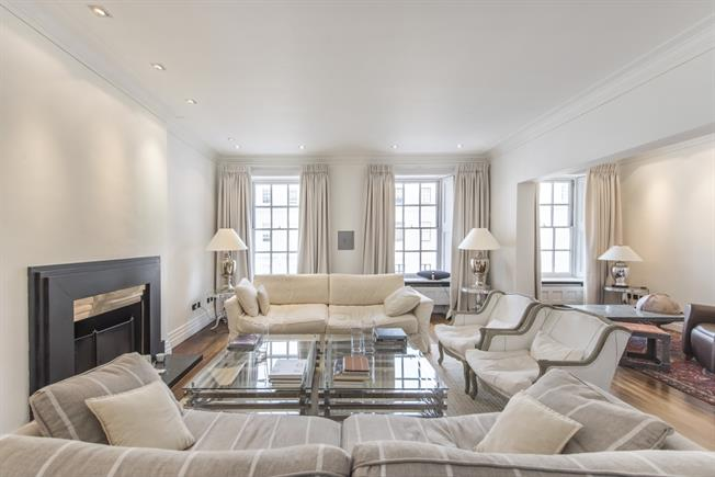 £8,666  per Calendar Month (Calculated), 4 Bedroom Flat To Rent in London, SW1X