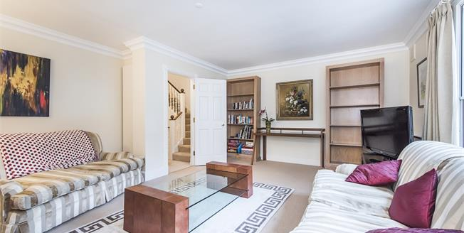 £6,283  per Calendar Month (Calculated), 3 Bedroom Terraced House To Rent in London, SW3