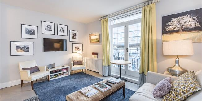 £3,791  per Calendar Month (Calculated), 2 Bedroom Apartment To Rent in London, SW3