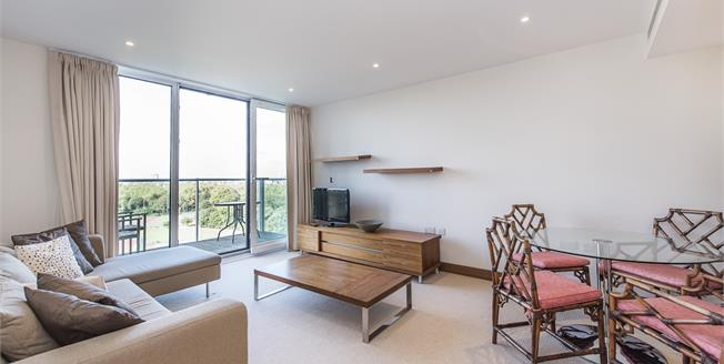 £3,120  per Calendar Month (Calculated), 2 Bedroom Apartment To Rent in London, SW8