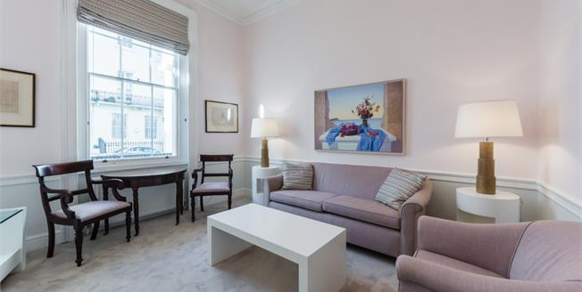£2,556  per Calendar Month (Calculated), 2 Bedroom Apartment To Rent in London, SW1X