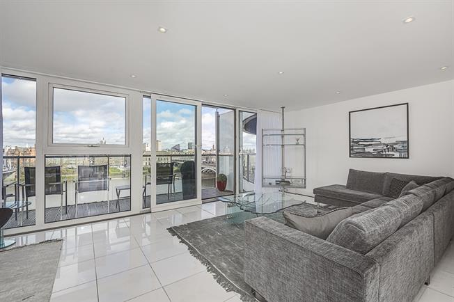 £7,583  per Calendar Month (Calculated), 3 Bedroom Apartment To Rent in London, SW11