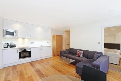 £2,275  per Calendar Month (Calculated), 1 Bedroom Apartment To Rent in London, SW3
