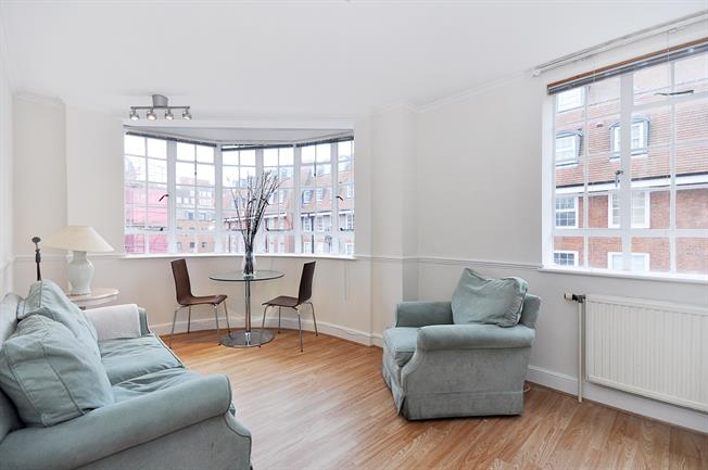 £3,900  per Calendar Month (Calculated), 1 Bedroom Flat To Rent in London, SW3