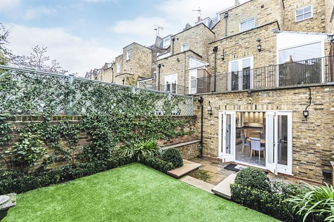 £12,566  per Calendar Month (Calculated), 4 Bedroom House To Rent in London, SW1W