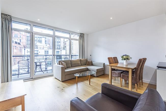 £2,383  per Calendar Month (Calculated), 1 Bedroom Apartment To Rent in London, SW1W