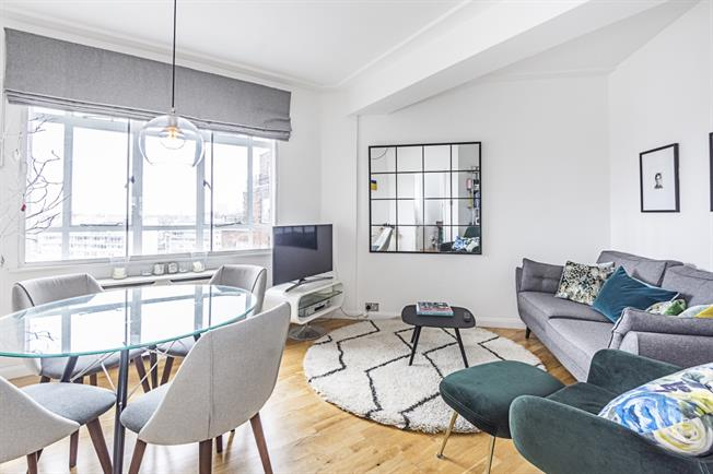 £5,611  per Calendar Month (Calculated), 2 Bedroom Apartment To Rent in London, SW3