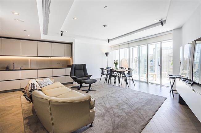 £3,575  per Calendar Month (Calculated), 2 Bedroom Apartment To Rent in London, SW11