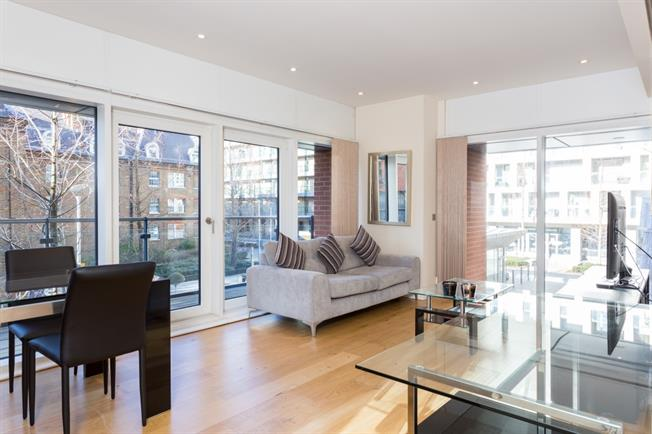 £2,491  per Calendar Month (Calculated), 1 Bedroom Apartment To Rent in London, SW1W