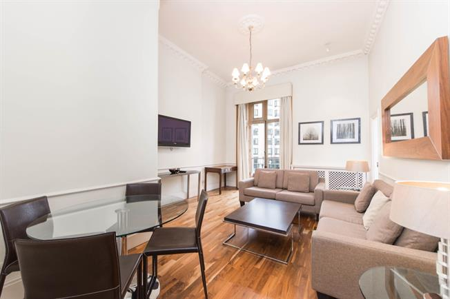 £3,683  per Calendar Month (Calculated), 2 Bedroom Flat To Rent in London, SW1X