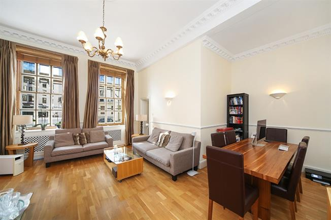 £3,900  per Calendar Month (Calculated), 2 Bedroom Apartment To Rent in London, SW1X