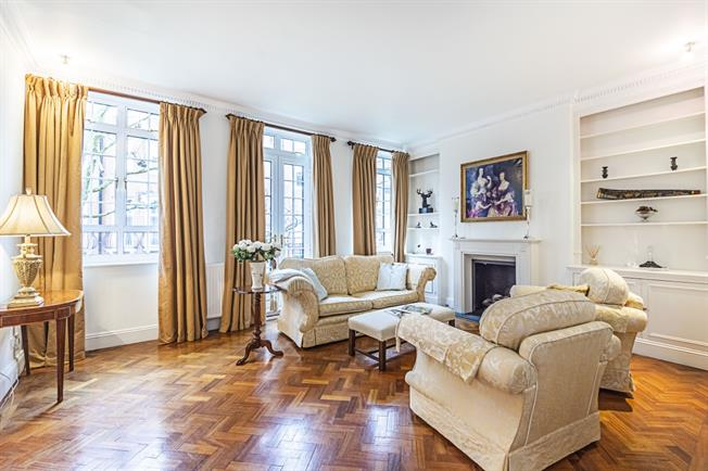 £10,833  per Calendar Month (Calculated), 4 Bedroom Town House To Rent in London, SW3