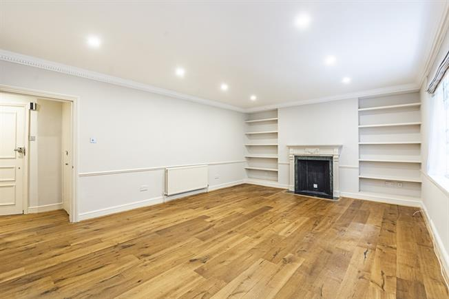 £3,878  per Calendar Month (Calculated), 2 Bedroom Apartment To Rent in London, SW3