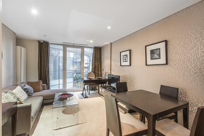 £2,296  per Calendar Month (Calculated), 2 Bedroom Apartment To Rent in London, SW11