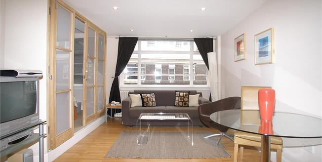 £2,361  per Calendar Month (Calculated), 1 Bedroom Apartment To Rent in London, SW3