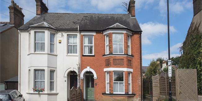 £2,250 per Calendar Month, 3 Bedroom Semi Detached House To Rent in St. Albans, AL1
