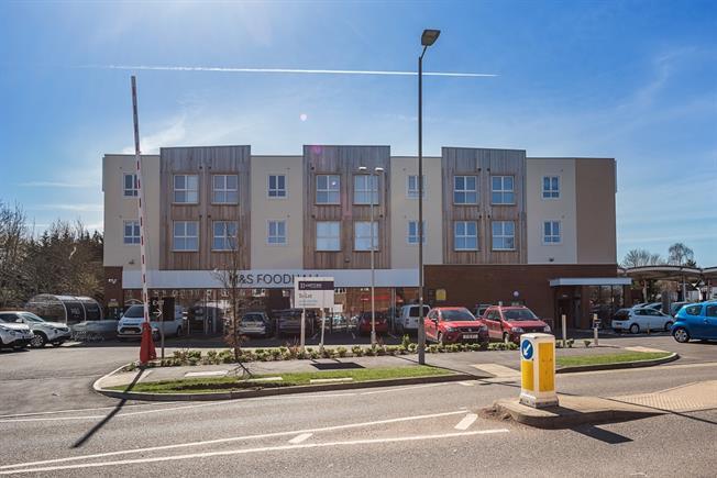 £1,050 per Calendar Month, 1 Bedroom Apartment To Rent in St. Albans, AL4