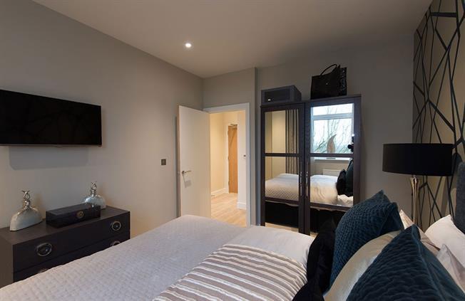 £1,250 per Calendar Month, 1 Bedroom Apartment To Rent in St. Albans, AL1
