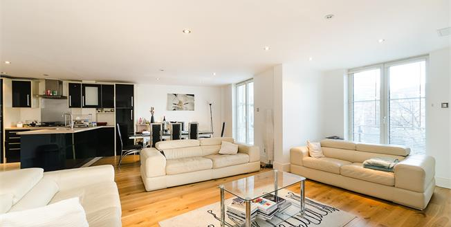 £3,683  per Calendar Month (Calculated), 3 Bedroom Apartment To Rent in London, NW1